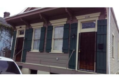 Single Family Home For Sale: 2430 Clara Street