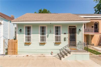 Single Family Home For Sale: 817 N Tonti Street