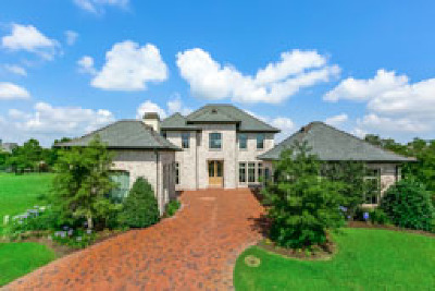 Kenner Single Family Home For Sale: 1 Dogwood Drive