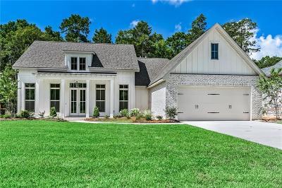 Madisonville Single Family Home For Sale: 733 Elise Lane