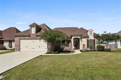 Single Family Home For Sale: 491 Chateau Grimaldi Drive