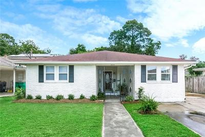Metairie Single Family Home For Sale: 1409 Feronia Street