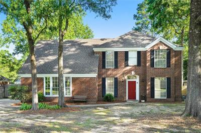 Single Family Home For Sale: 2016 Red Oak Lane