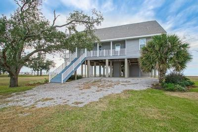 Slidell Single Family Home For Sale: 24 N Treasure Isle Road