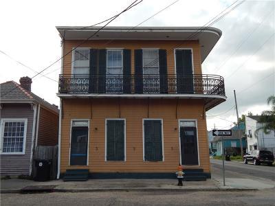 Jefferson Parish, Orleans Parish Multi Family Home For Sale: 1039 Marais Street