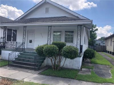 Single Family Home For Sale: 2427 Joliet Street