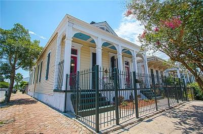 Single Family Home For Sale: 2400 Constance Street