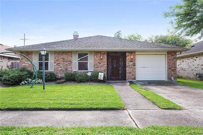 Kenner Single Family Home For Sale: 3140 Tennessee Avenue