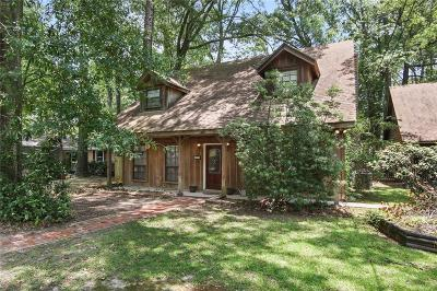 Single Family Home For Sale: 1125 Forest Lane