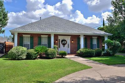 Single Family Home For Sale: 5501 Airline Drive
