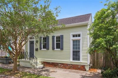 New Orleans Single Family Home For Sale: 927 Adams Street