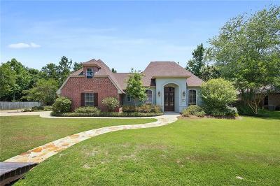 Madisonville Single Family Home For Sale: 514 Garden Lane