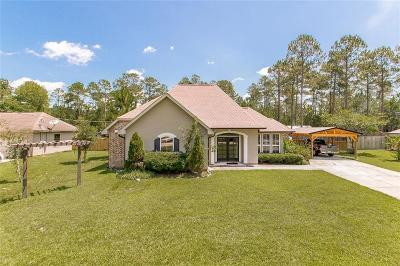 Covington Single Family Home For Sale: 73300 Penn Mill Road