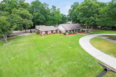 Slidell Single Family Home For Sale: 4 Hunters Creek Drive
