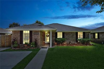 Kenner Single Family Home For Sale: 3332 Grandwood Boulevard