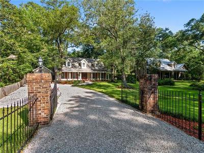 Covington Single Family Home For Sale: 914 Old Landing Road