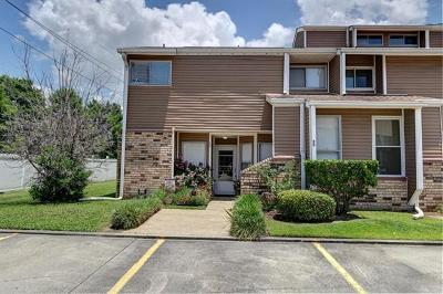 Jefferson Parish, Orleans Parish Condo For Sale: 19 Avant Garde Circle #19