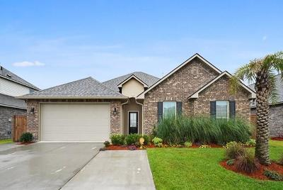 Slidell Single Family Home For Sale: 112 East Lake Court
