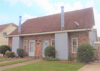 Kenner Multi Family Home For Sale: 4128 Georgia Avenue