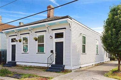 Single Family Home For Sale: 2444 First Street