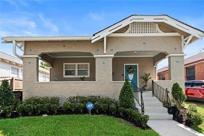Single Family Home For Sale: 8511 Pritchard Place