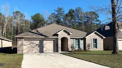 Covington Single Family Home For Sale: 75728 Rickelin Drive