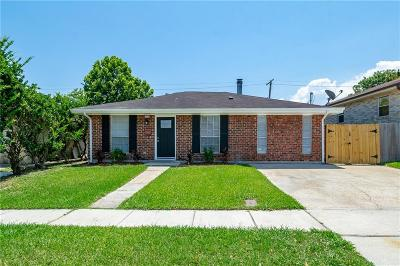Kenner Single Family Home For Sale: 3660 W Louisiana State Drive