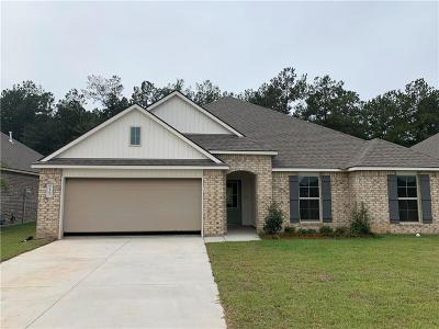 Covington Single Family Home For Sale: 75304 Crestview Hills Loop