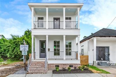 Single Family Home For Sale: 8621 Birch Street
