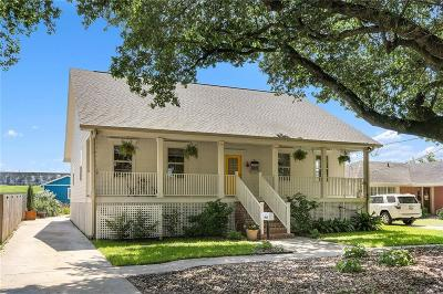 Single Family Home For Sale: 6027 Pratt Drive
