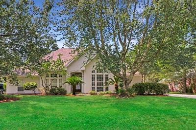Covington Single Family Home For Sale: 319 Northpark Boulevard