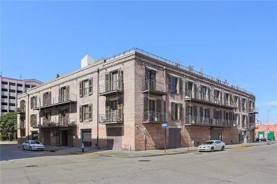 New Orleans Multi Family Home For Sale: 900 S Peters Street #L4