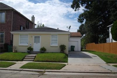 Metairie Single Family Home For Sale: 530 Hesper Street