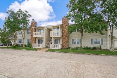 Kenner Multi Family Home For Sale: 726 Village Road #H