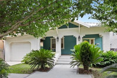 Lakeview Single Family Home For Sale: 5810 Catina Street