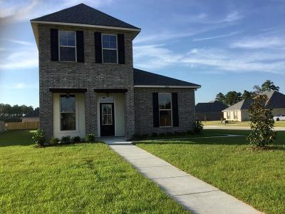 Slidell Single Family Home For Sale: 600 High Ridge Loop
