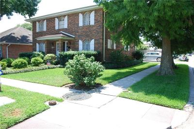 Kenner Single Family Home For Sale: 83 Androus Avenue