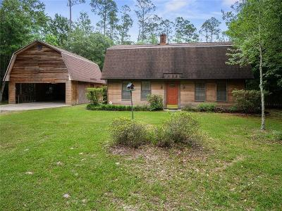 Slidell Single Family Home For Sale: 128 Pin Oak Drive