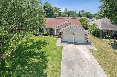 Slidell Single Family Home For Sale: 803 Lake Arthur Court