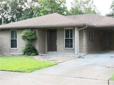 Metairie Single Family Home For Sale: 5209 Zenith Street