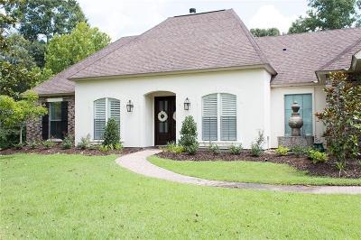Slidell Single Family Home For Sale: 305 Dockside Drive