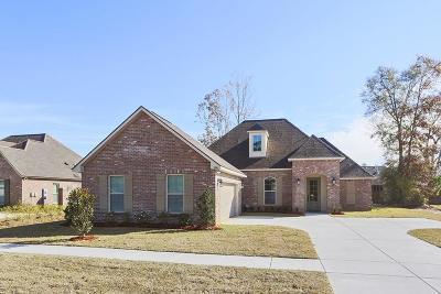 Madisonville Single Family Home For Sale: 300 Cedar Creek Loop