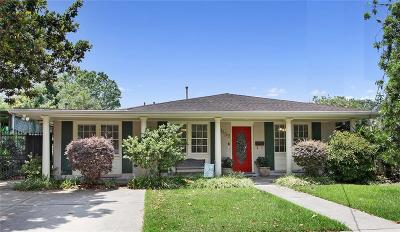 Metairie Single Family Home For Sale: 1152 Aurora Avenue