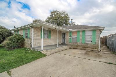 New Orleans Multi Family Home For Sale: 13692 N Lemans Street