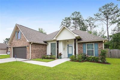Madisonville Single Family Home For Sale: 644 English Oak Drive