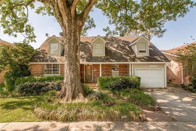 River Ridge, Harahan Single Family Home For Sale: 9604 Charlotte Drive