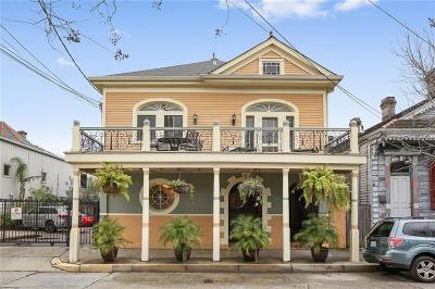 Jefferson Parish, Orleans Parish Multi Family Home For Sale: 2331 N Rampart Street #E