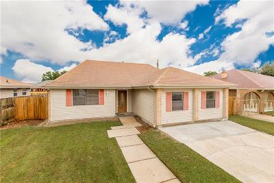 Harvey Single Family Home For Sale: 2252 Stall Drive