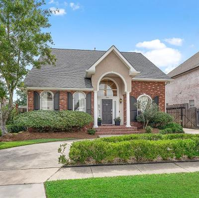 Metairie Single Family Home For Sale: 524 Melody Drive