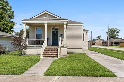 Metairie Single Family Home For Sale: 8647 Crawford Street
